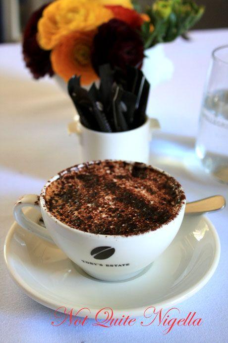 one tony bilson coffee