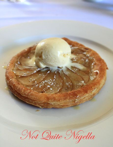 one tony bilson pear tart