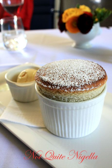 one tony bilson blood orange souffle