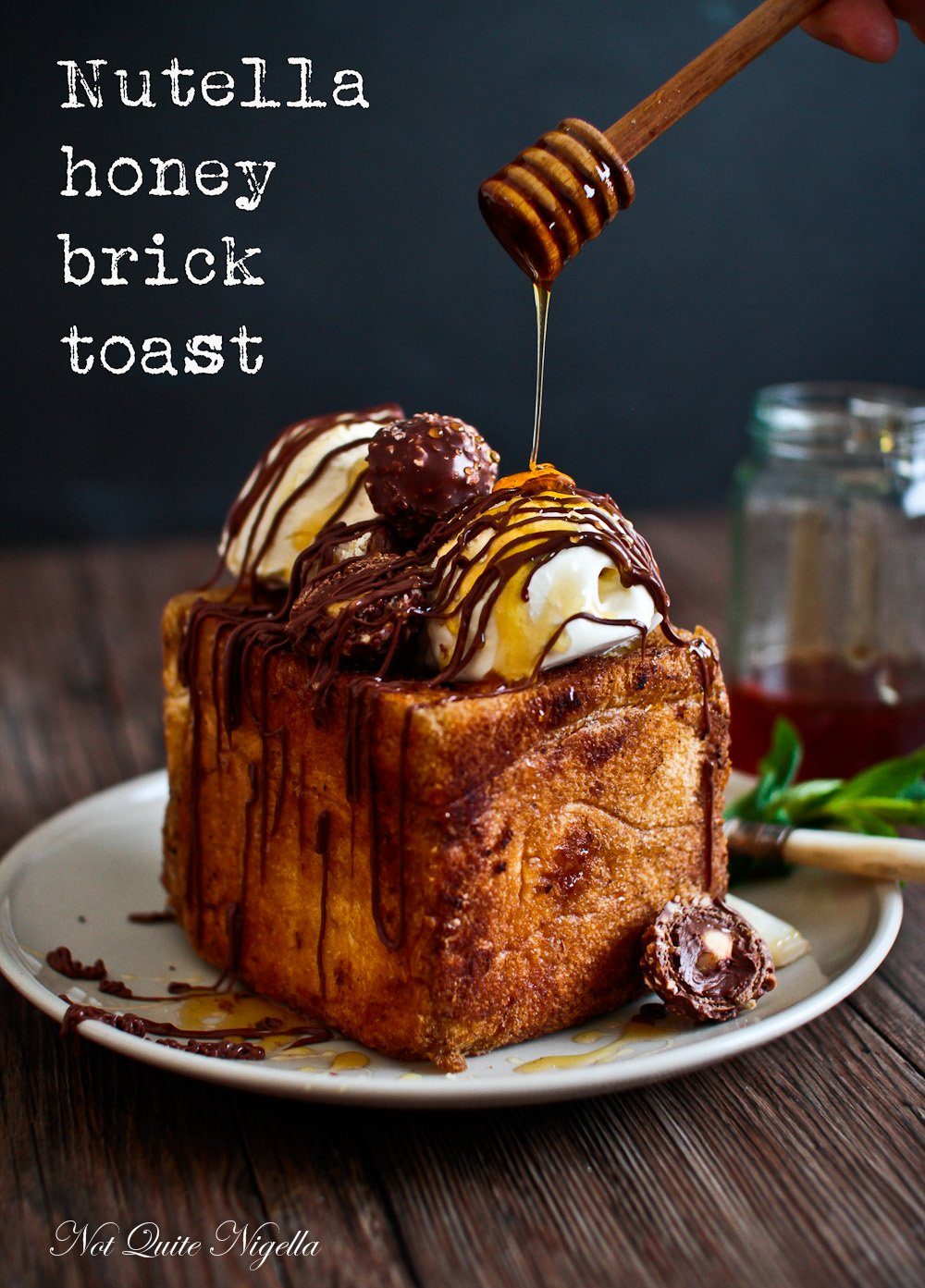 Japanese Brick Toast