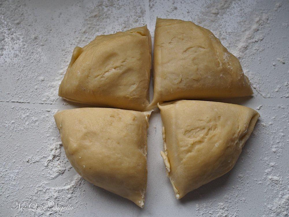 Nutella Gozleme