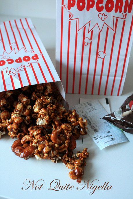 nutty caramel popcorn 2