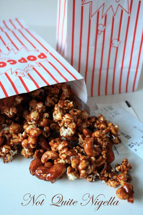 nutty caramel popcorn 4
