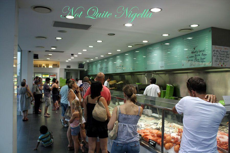 Ocean Foods, Drummoyne