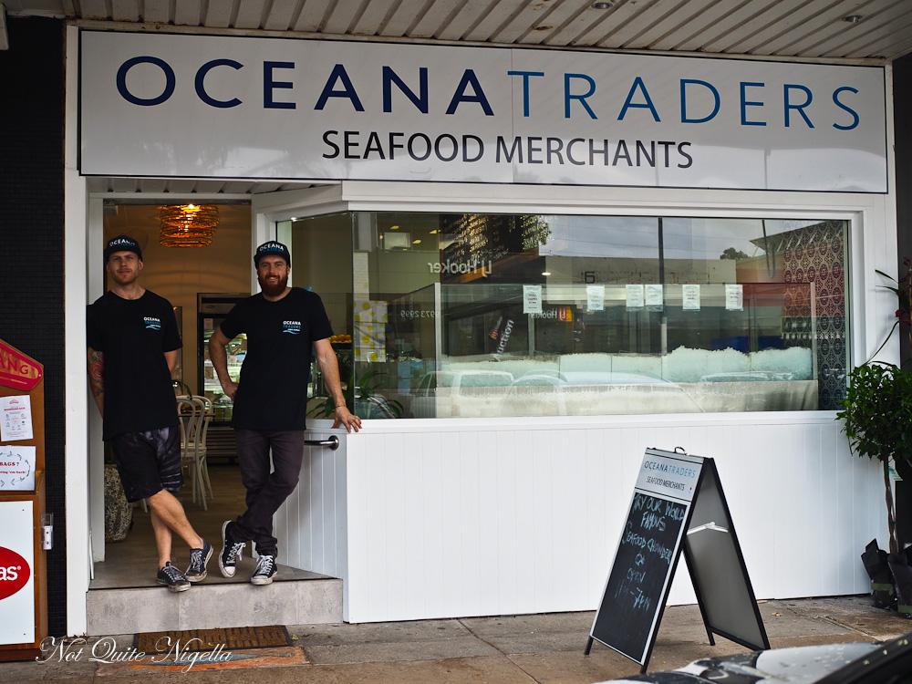 Oceana Traders Avalon