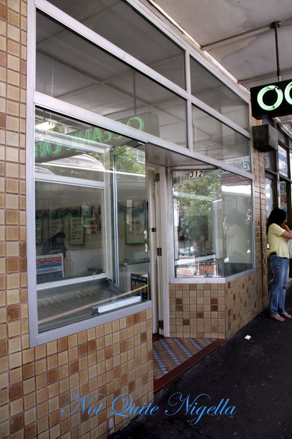 Oceanic Cafe, Surry Hills, Sydney