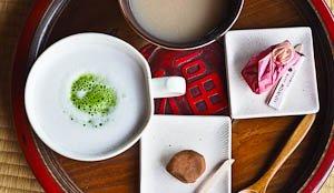 Okayama Peach Fed Pork, Barazushi and The Tale of Momotarō The Peach Boy