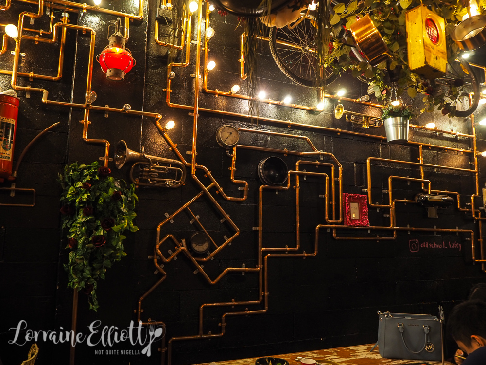 Old School Kafey, Sydney Bing Soo