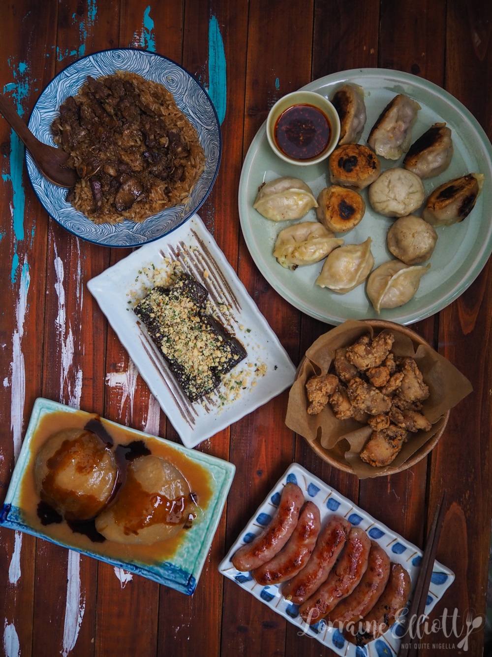 Ommi's Taiwanese Food Delivery