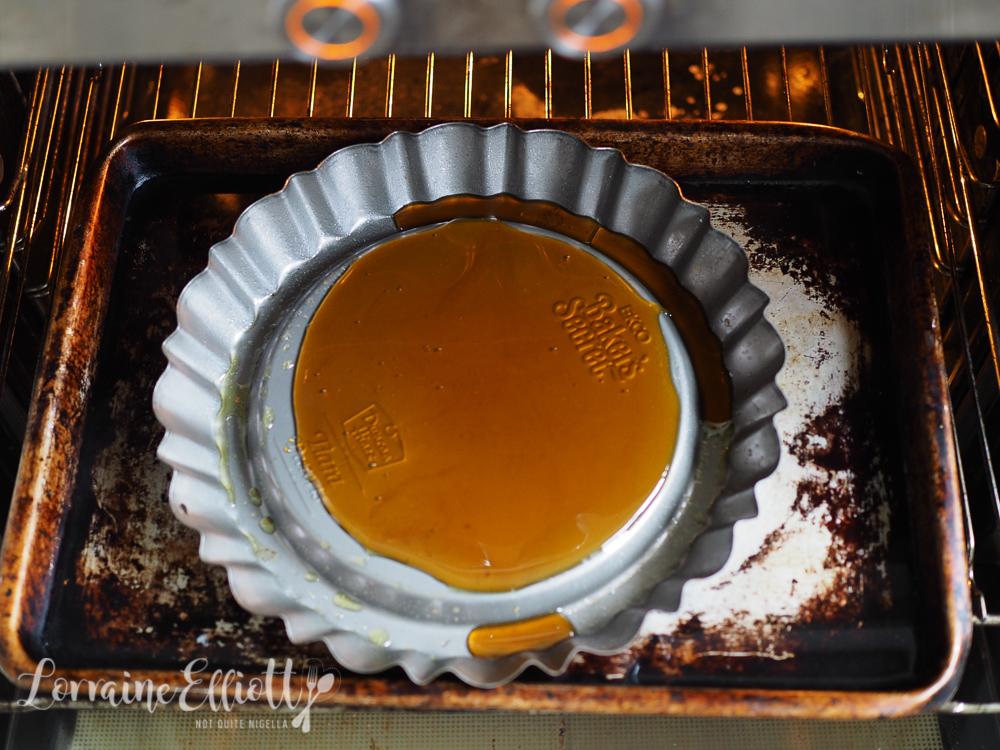 Chilli, Orange & Cinnamon Flan