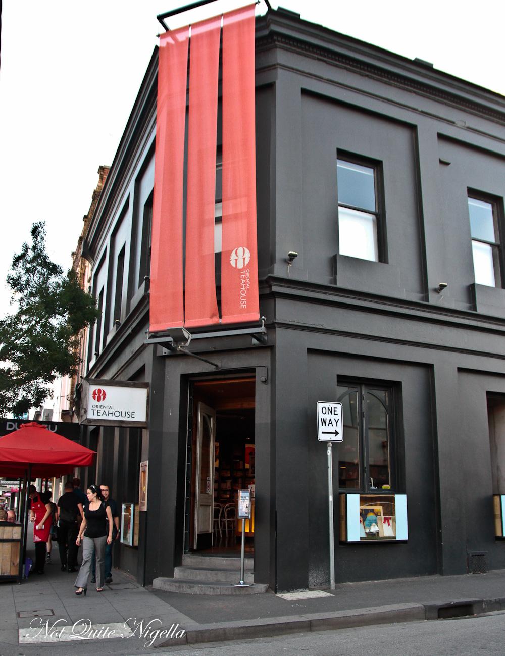 Oriental Tea House Melbourne
