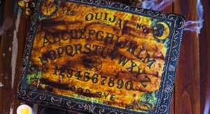 Summoning The Spirits With A Ouija Board Cake!