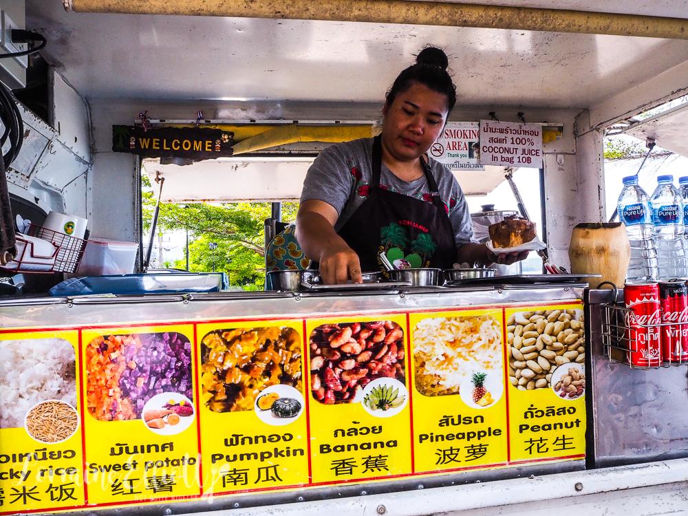 Outrigger Koh Samui Food tour