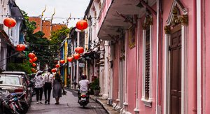 The Romance of Phuket's Old Town