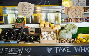 The OzHarvest Supermarket Where You Pay What You Want!