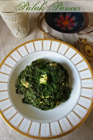 Curry In A Hurry: Palak Paneer from scratch in 15 Minutes