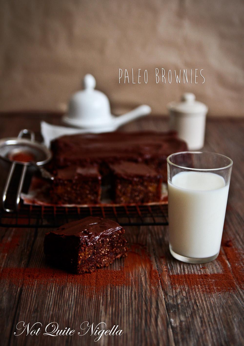 Paleo Brownies