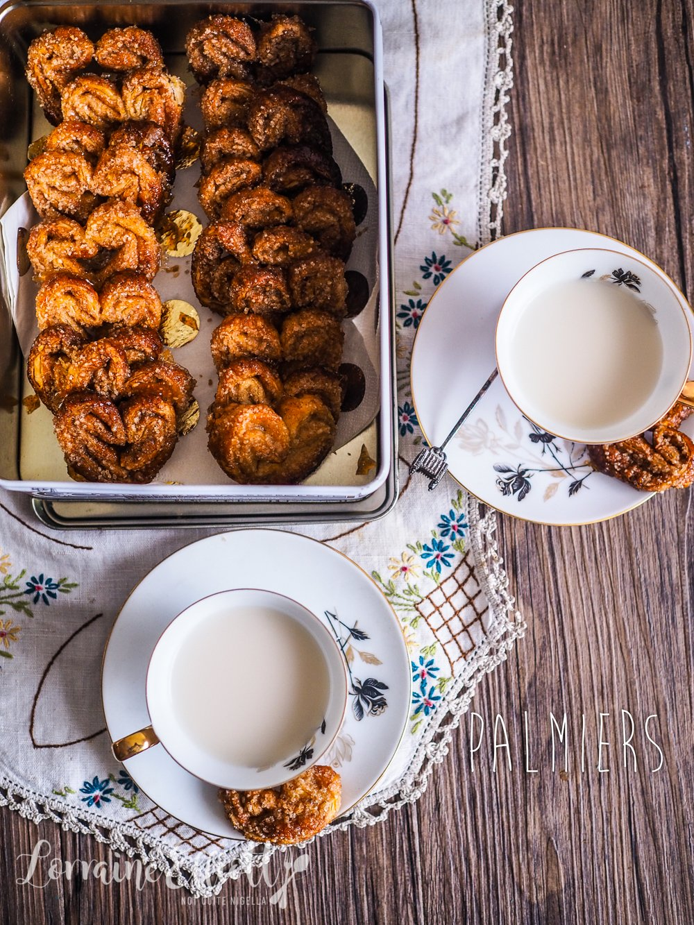 Best Palmiers recipe