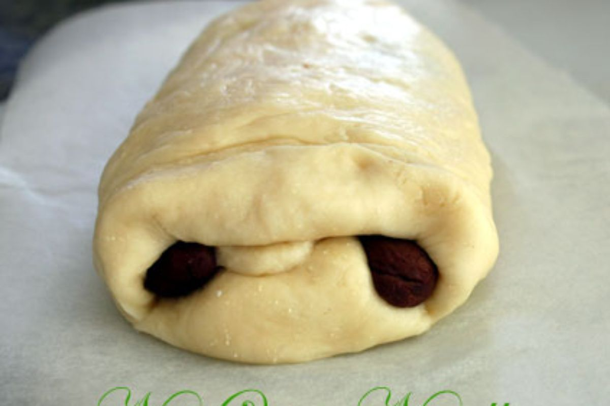 Panda Bread recipe @ Not Quite Nigella