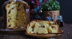 DELICIOUS Homemade Panettone From Scratch!