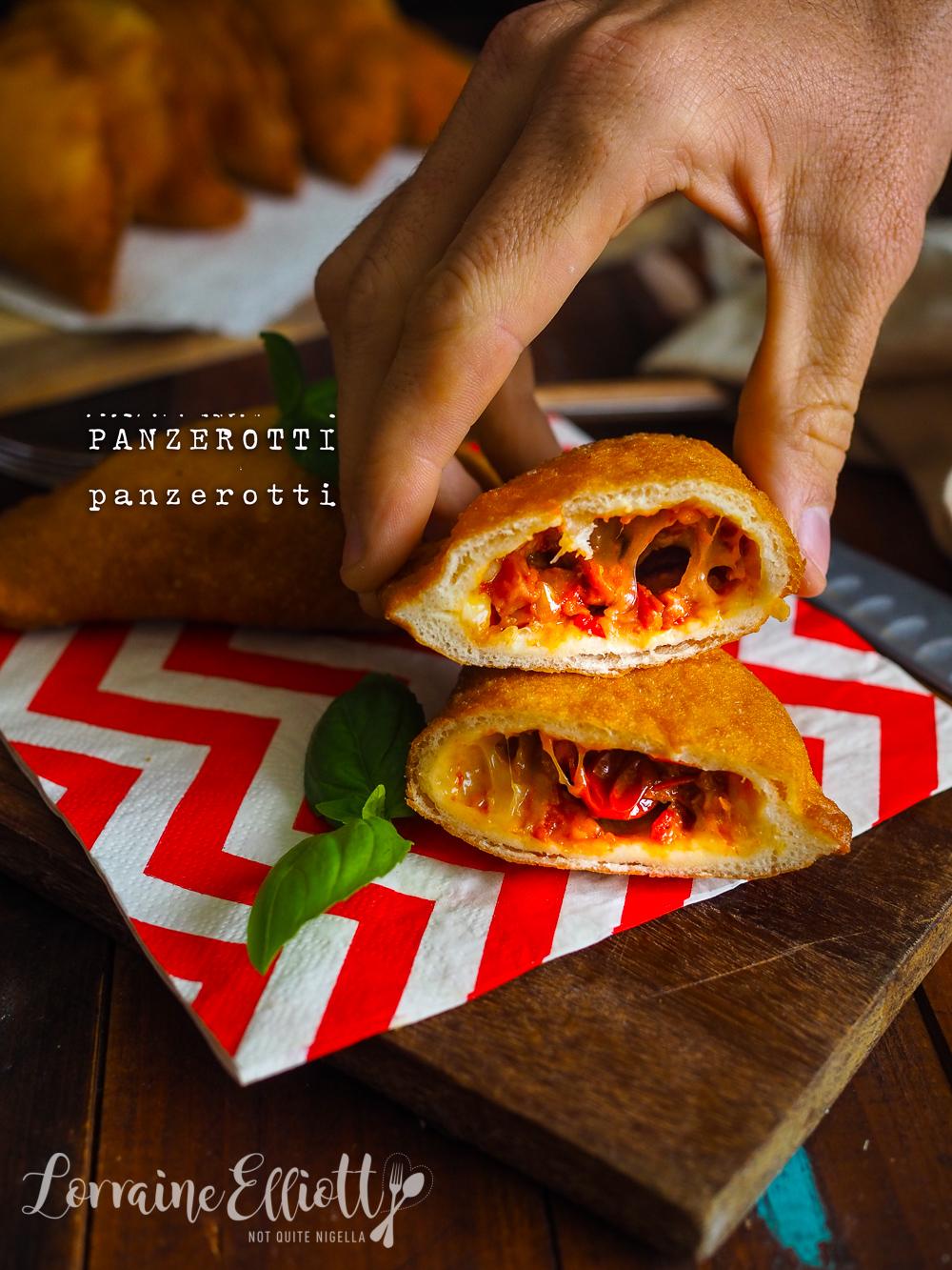 Panzerotti Recipe Authentic