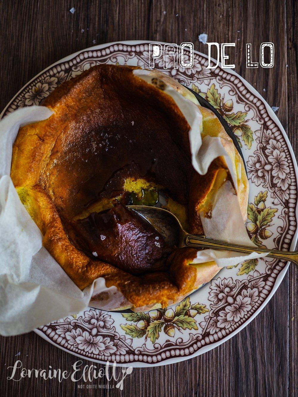 Pão de Ló recipe Underbaked Portuguese Sponge Cake