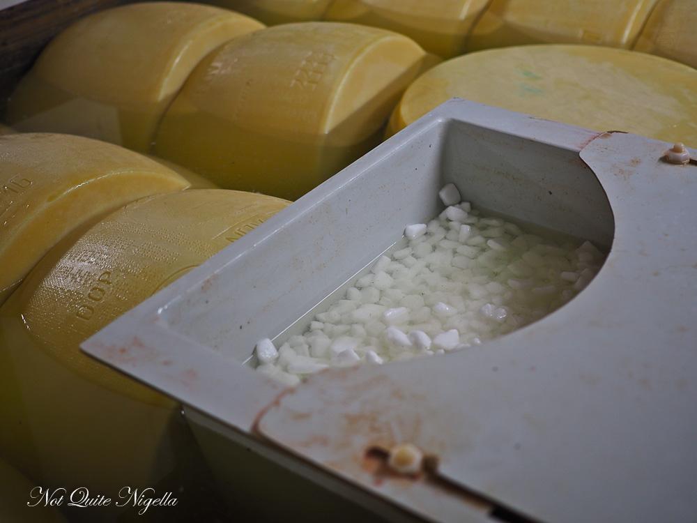 Parmigiano Reggiano Balsamic Vinegar Italy