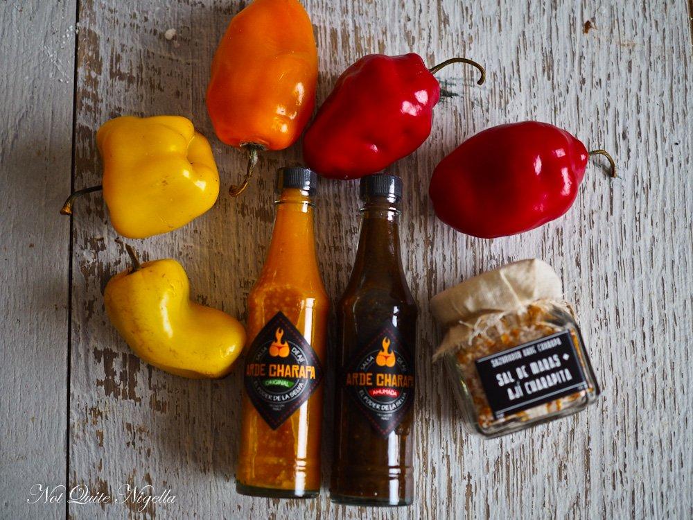 Passionfruit Chilli Sauce