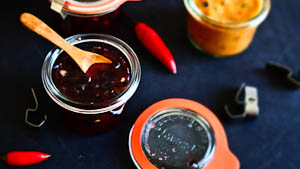 You Saucy Thing: Passionfruit Chilli Sauce