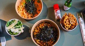 Spaghet-me! Pasta Wafu, Darling Square