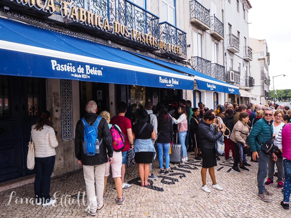 Pastéis de Belém, Antiga Confeitaria de Belém, Lisbon, Portugal
