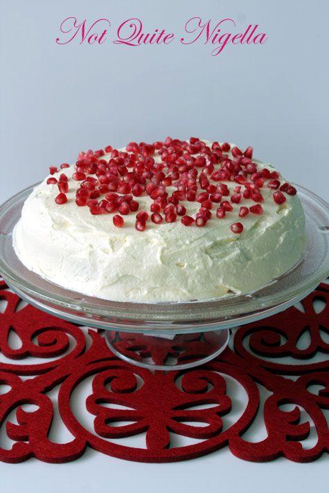 Pastel de Tres Leches - Three Milk Cake