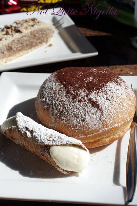 Pasticceria Papa, Haberfield & The Famous Ricotta Cheesecake