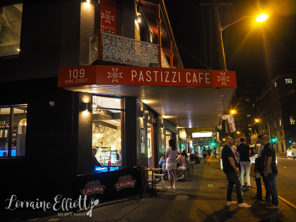 Pastizzi Cafe, Newtown