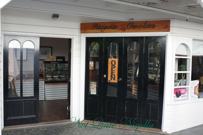 Patagonia Chocolates, Queenstown, New Zealand