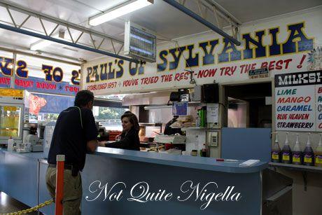 Paul's Famous Hamburgers, Sylvania