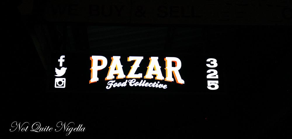 Pazar Food Collective Canterbury