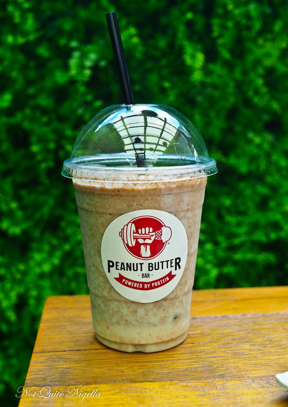 Peanut Butter Bar Leichhardt