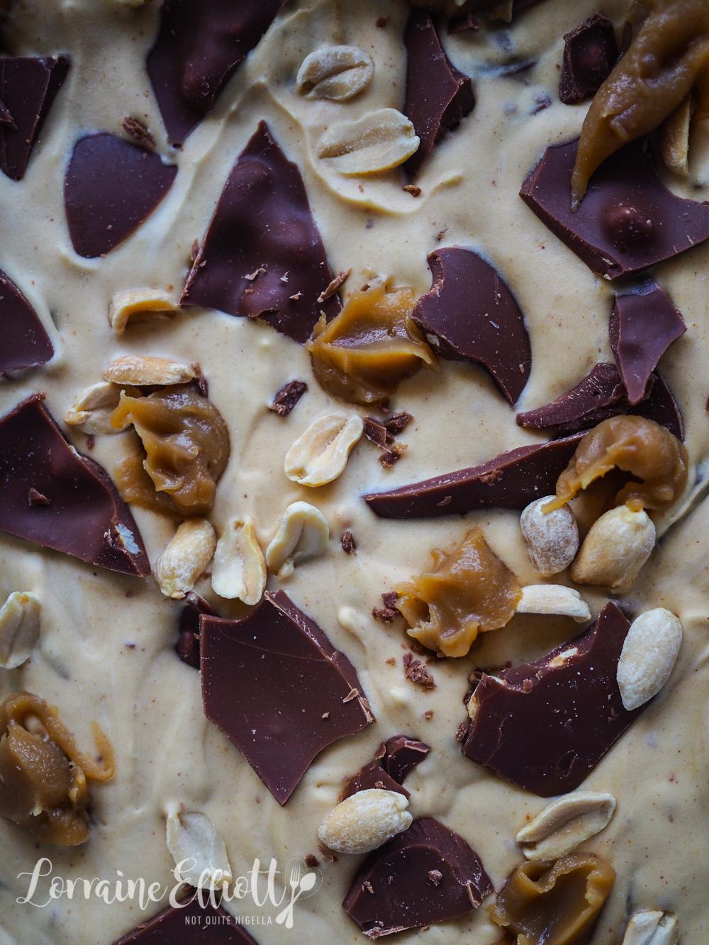 Peanut Butter & Chunky Chocolate Chip Ice Cream