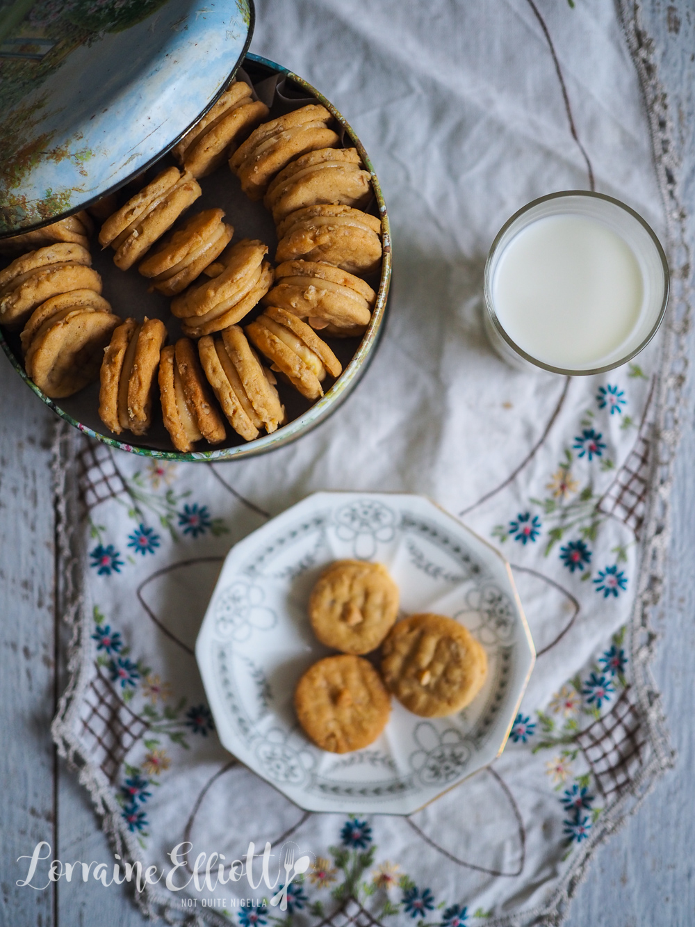 Peanut Butter Cookies Do Si Dos Girl Scout Copycat