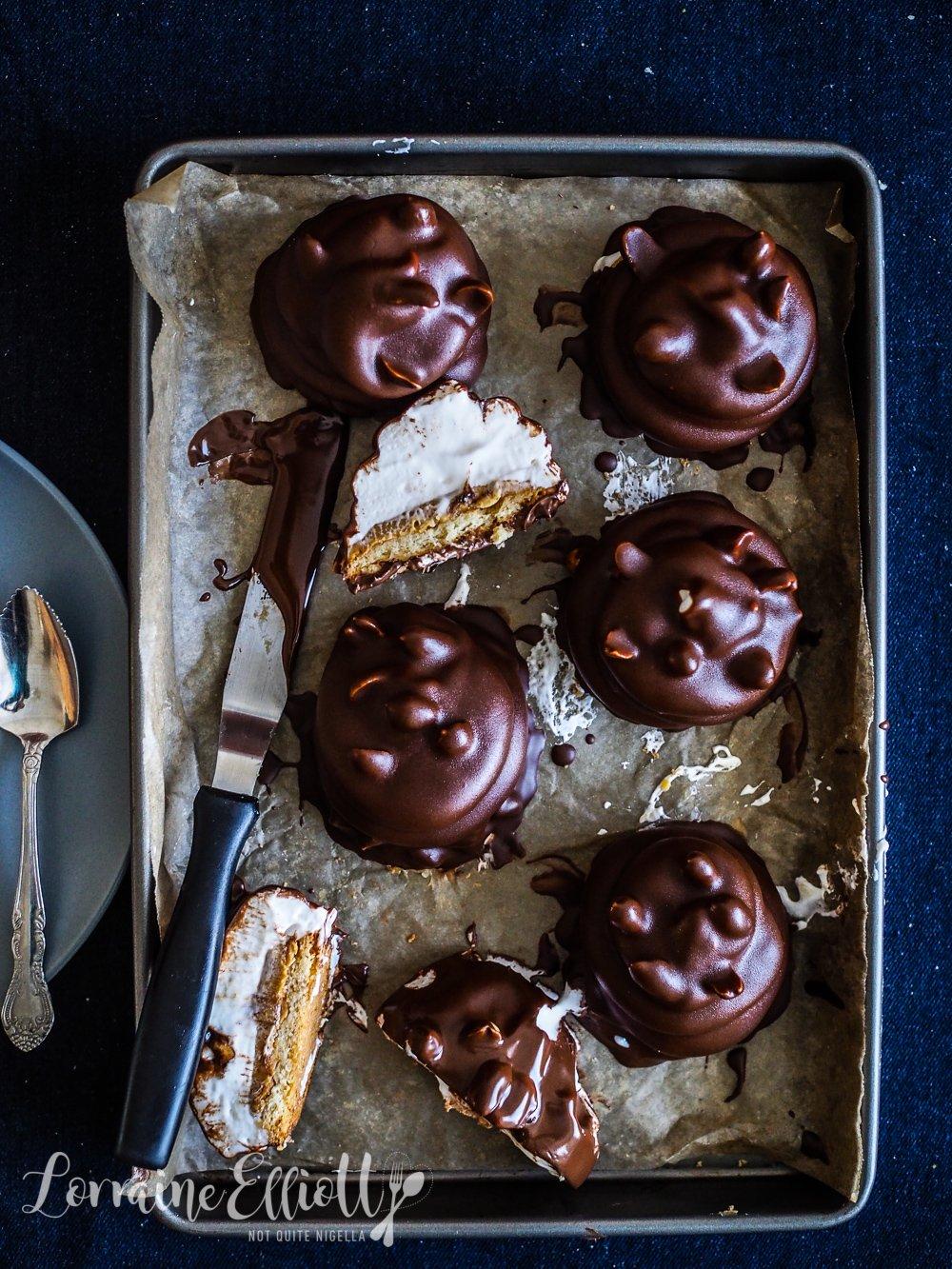 Peanut Butter Marshmallow Puffs