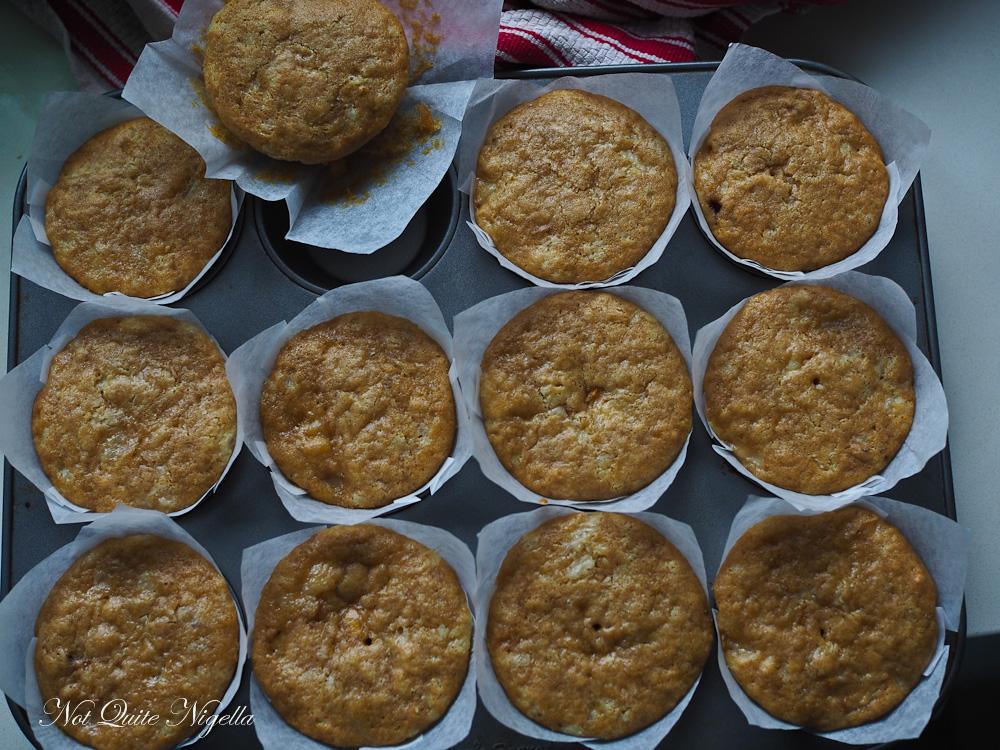 Fruit Muffin Recipe
