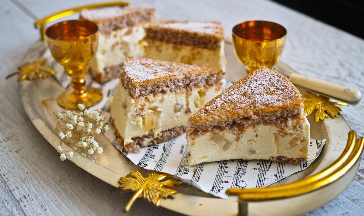 Italian Pear And Ricotta Cake Not Quite Nigella