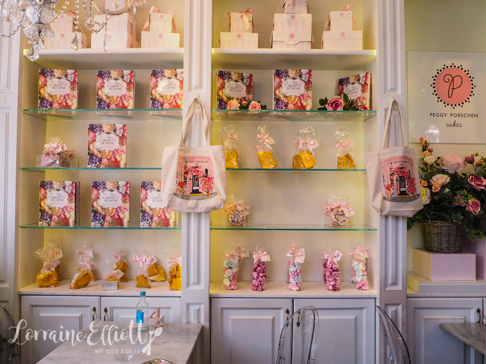 Peggy Porschen's Pink Parlour, London