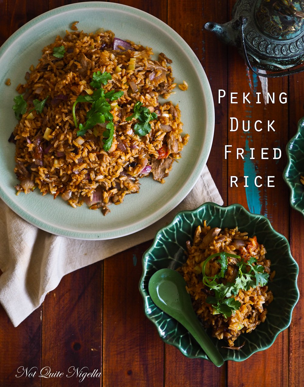 Peking Duck Fried Rice