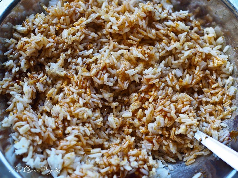 Peking Duck Fried Rice