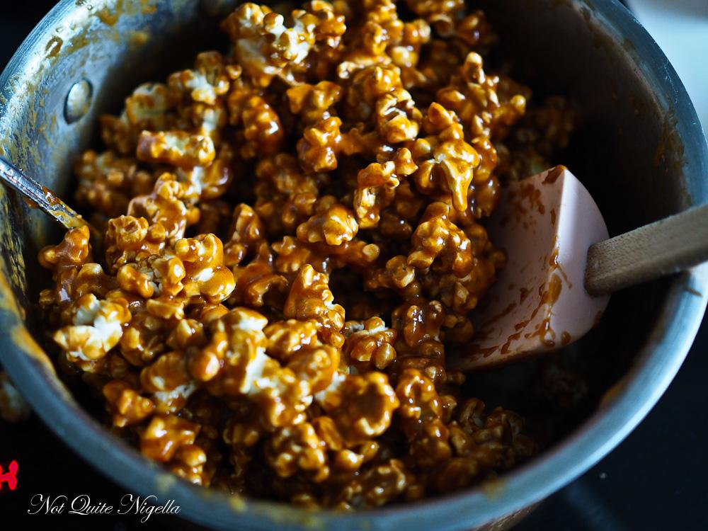 Peking Duck Popcorn