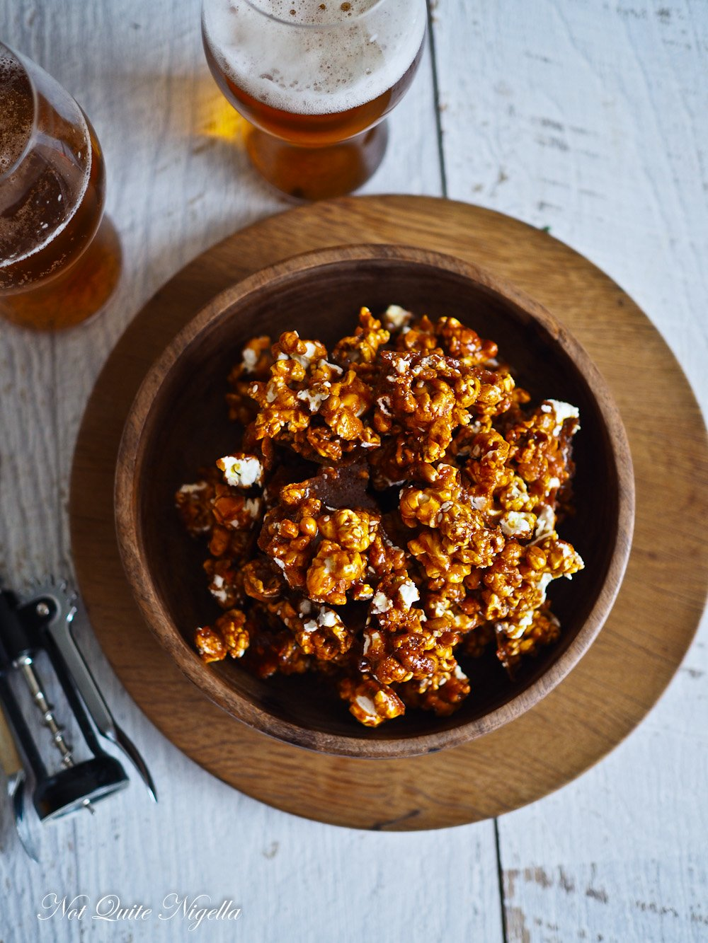 Peking Duck Popcorn