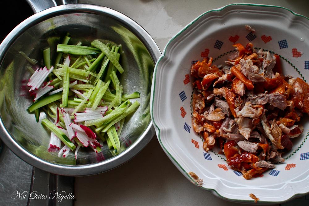 Peking Duck Roti