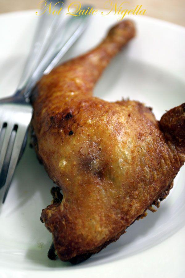 Pempek Clovelly Ayam Goreng